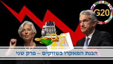 הבנת המאקרו בשווקים – פרק שני
