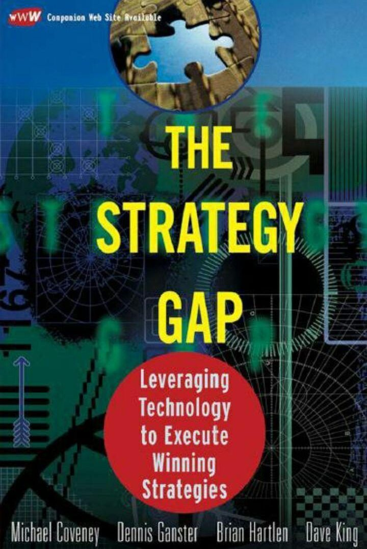 THE STRATEGY GAP