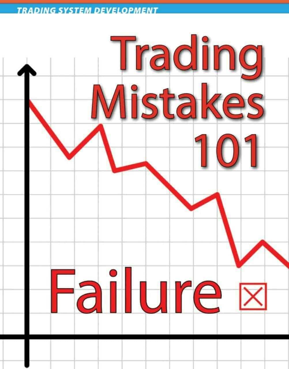 TRADING MISTAKES 101