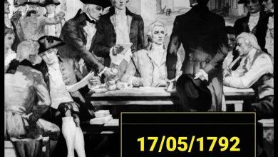 היום לפני 228 שנים נולדה בורסת ניו יורק