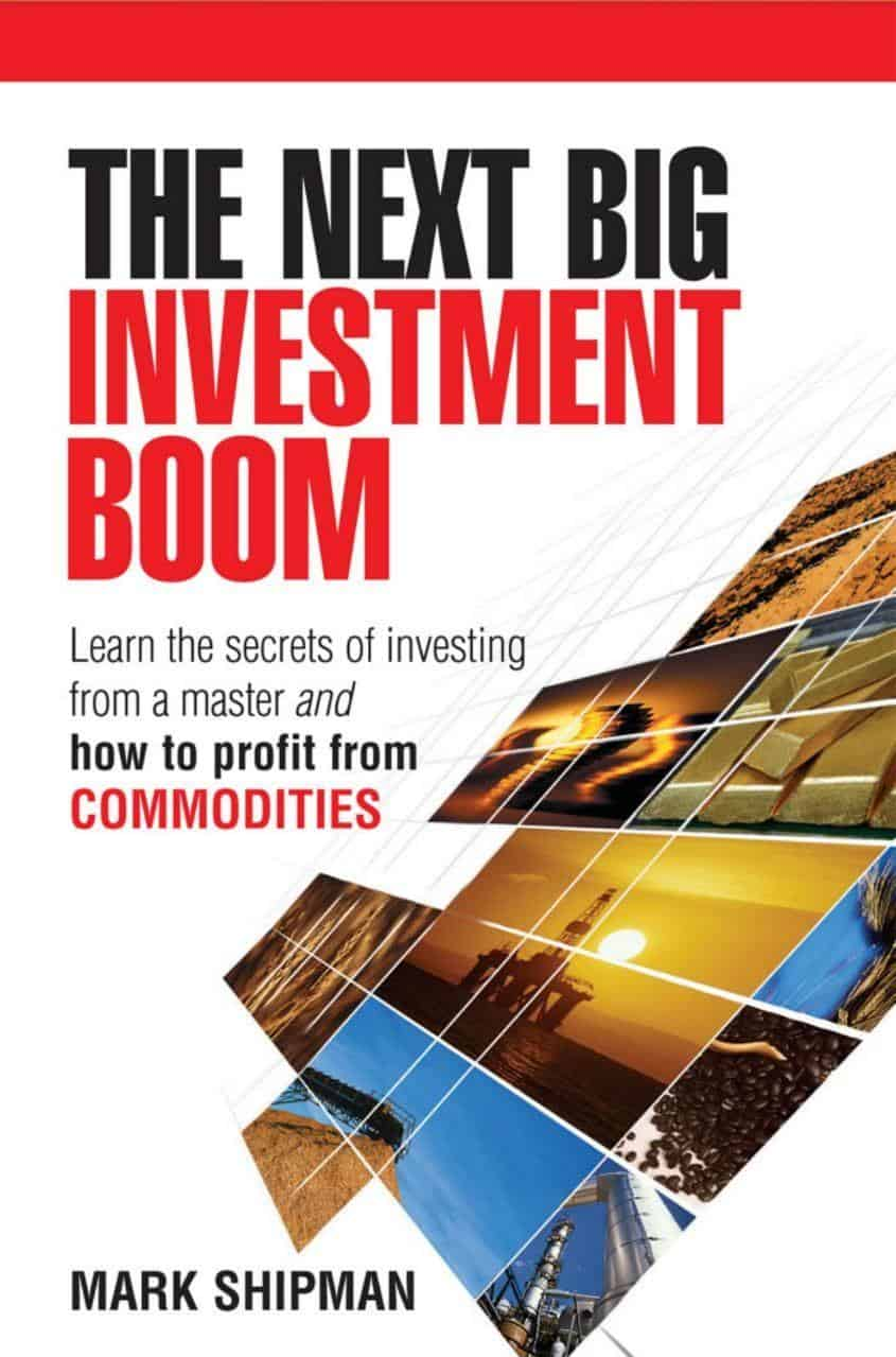 THE NEXT BIG INVESTMENT BOOM